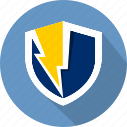 antivirus, locked, project, protection, secure, security, shield icon