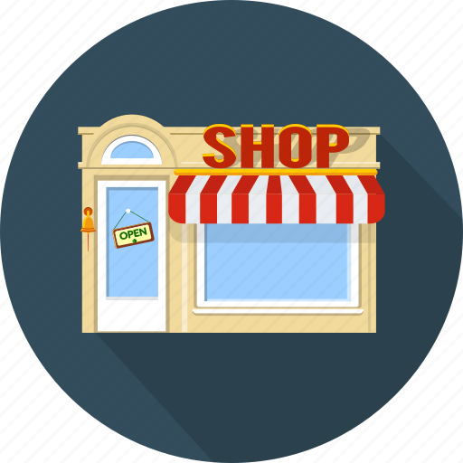 business, house, market, open, shop, shopping, store icon