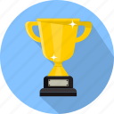 award, badge, cup, prize, reward, trophy, winner icon