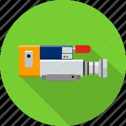camera, communication, film, media, movie, multimedia, tool icon