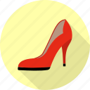 clothes, female, foot, human, platform, shoes, woman icon