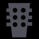 sound, guitar, band, music, rock, flamenco, audio icon