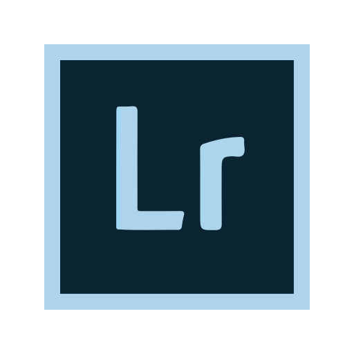 Adobe, app, editing, lightroom, photo icon