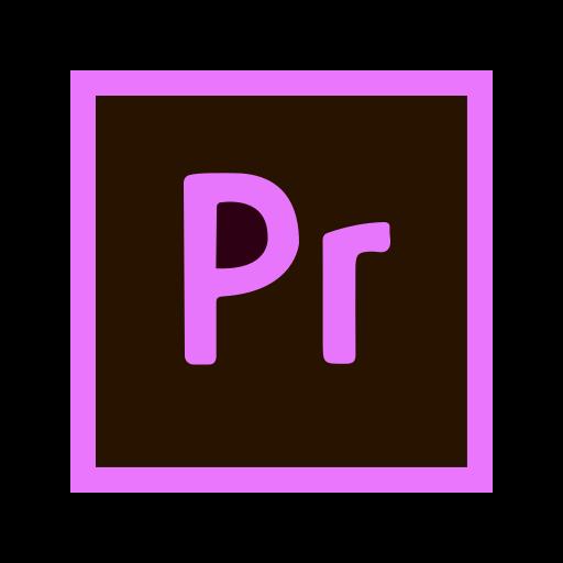 adobe, app, cut, editing, premiere, pro icon
