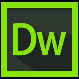 adobe, design, dreamweaver, dreamweaver logo icon