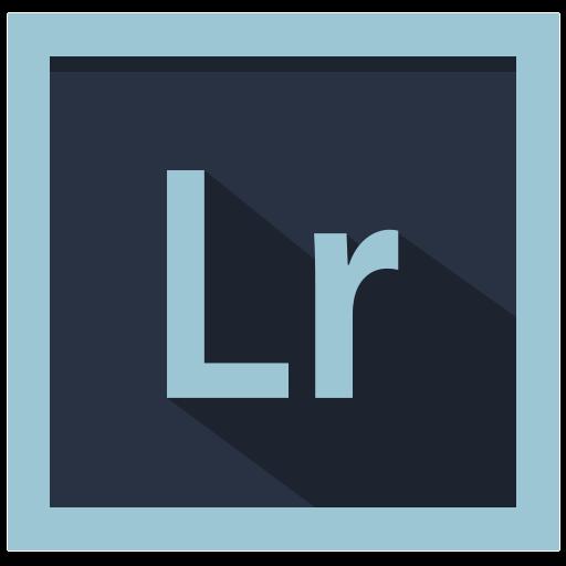 adobe, design, lightroom, lightroom logo icon
