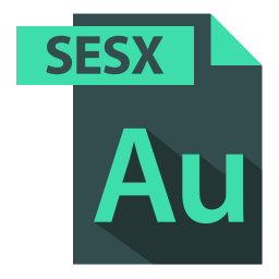 adobe, extention, file format, sesx extention icon