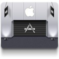 app, apple, store icon