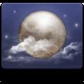 night, weather icon