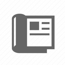 ad, advertising, announcing, article, magazine, promo, promotion icon