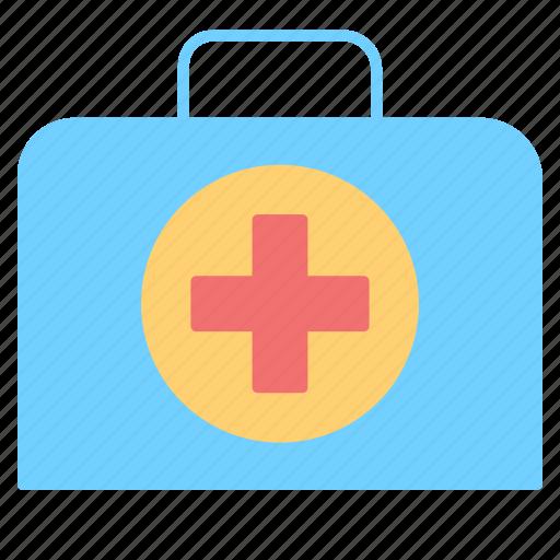 adventure, aid, first, kit, medicine icon