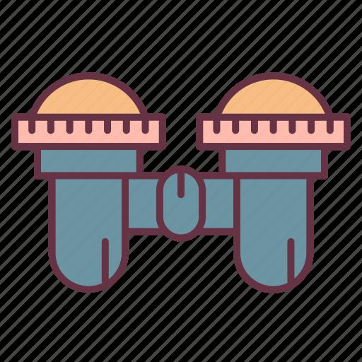 Adventure, binocular, telescope icon - Download on Iconfinder