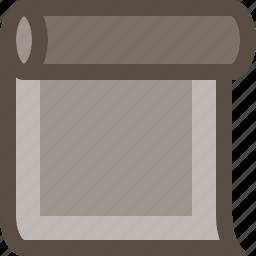 camping, mat, mattress, outdoor icon