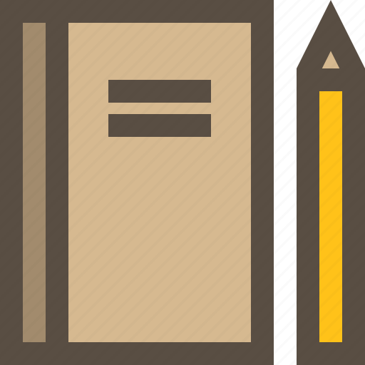 Book, diary, journal, note icon - Download on Iconfinder