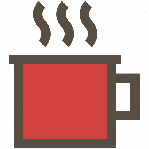 beverage, coffee, cup, hot icon