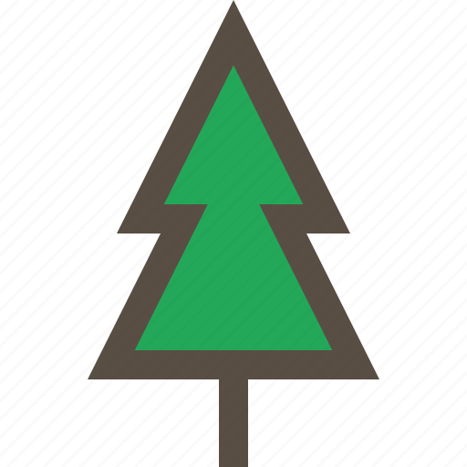 forest, nature, pine, tree icon