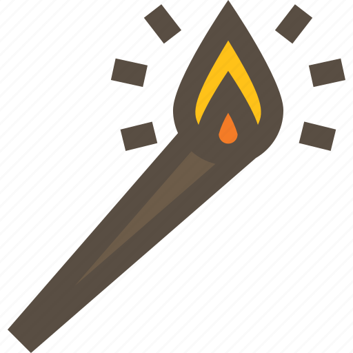 Fire, flame, light, torch icon - Download on Iconfinder