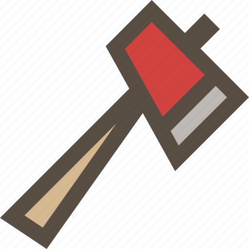 Ax, axe, hatchet, wood icon - Download on Iconfinder