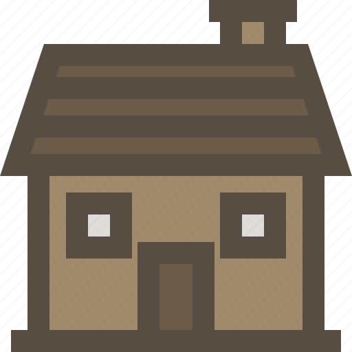 Cabin, house, hut, resort icon - Download on Iconfinder