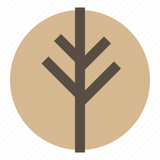 branch, leaf, nature, tree icon