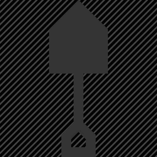 dig, digging, shovel, spade icon
