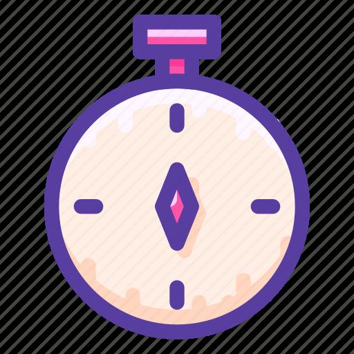 Adventure, compas, direction, navigation icon - Download on Iconfinder