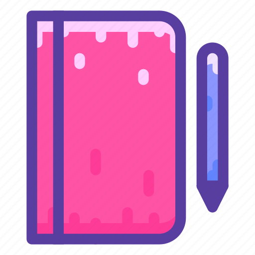 Adventure, book, diary, journal, note icon - Download on Iconfinder