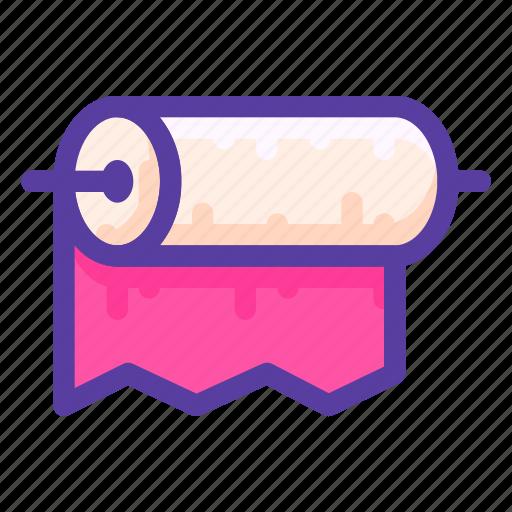 Adventure, roll, tissue, toilet icon - Download on Iconfinder