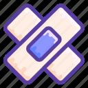 adventure, aid, bandage, medicine icon
