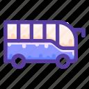 adventure, bus, school, transportation