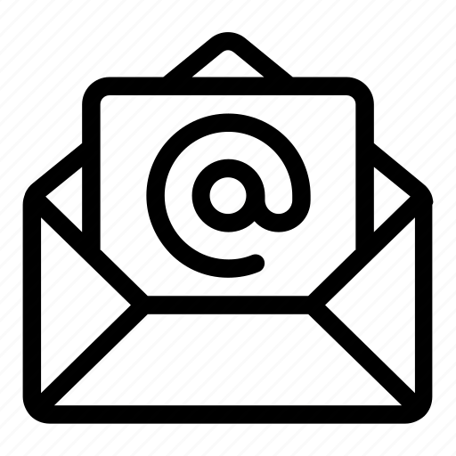 communications, email, letter, mail, marketing, postcard, stamp icon