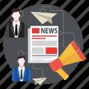advertising, marketing, megaphone, promotion, seo