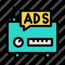 ads, radio, fm, digital, marketing