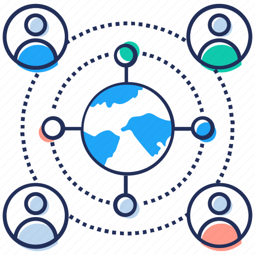 affiliate network, global connection, global network, global technology, globalization icon