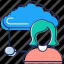 cloud communication, cloud computing, cloud interface, cloud network, mcc icon