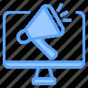 background, business, communication, computer, design, digital, marketing icon