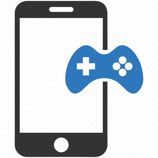 control, controller, game, gamepad, mobile, phone, play icon