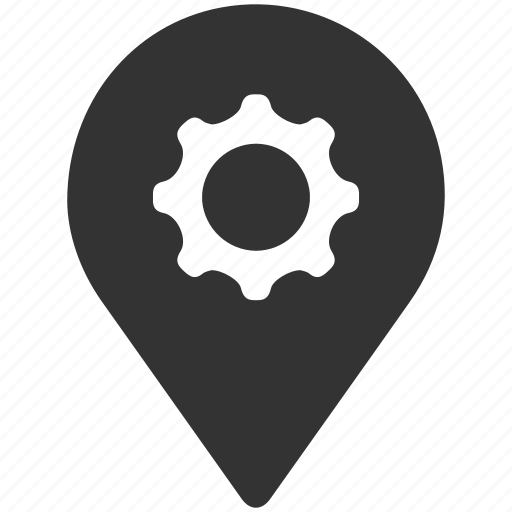 gps, location, map, optimisation, pin, place icon