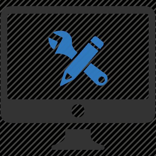 development, web icon
