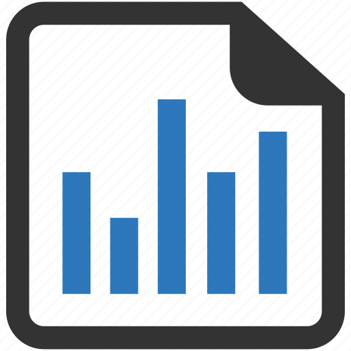 business, chart, data, finance, graph, statistics, website icon