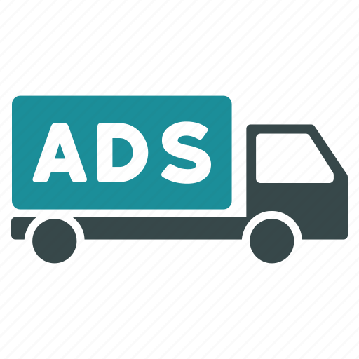 ads, advertisement, advertising, auto, car, mobile banner, transport icon