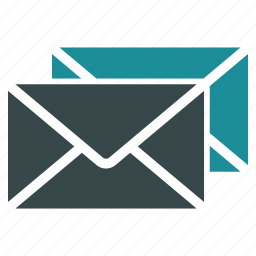 communication, email, envelope, letters, mail, message, newsletter icon