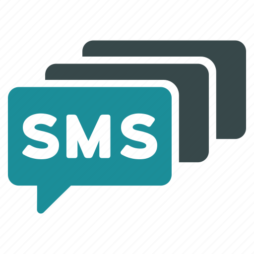 advertisement, communication, messages, mms, send, sms, spam icon