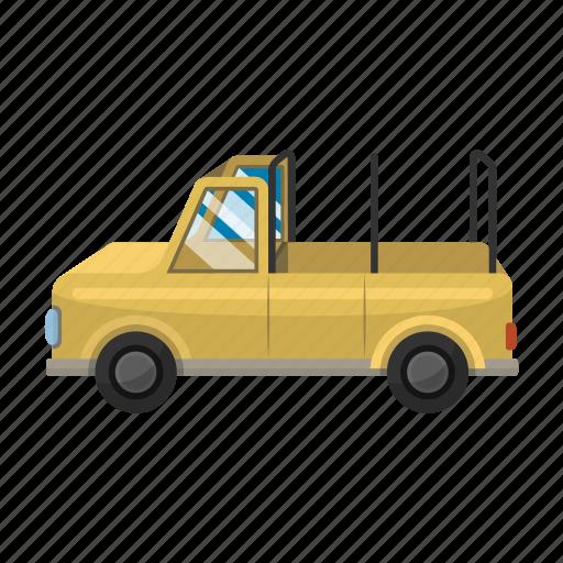 car, jeep, safari, transportation icon