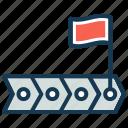 delivery, milestone, release, release train, solution, solution train