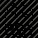 test case, test scenario, test steps.defects, testing, testing team icon
