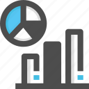 analytics, dashboard, metrics, report, sprint report icon