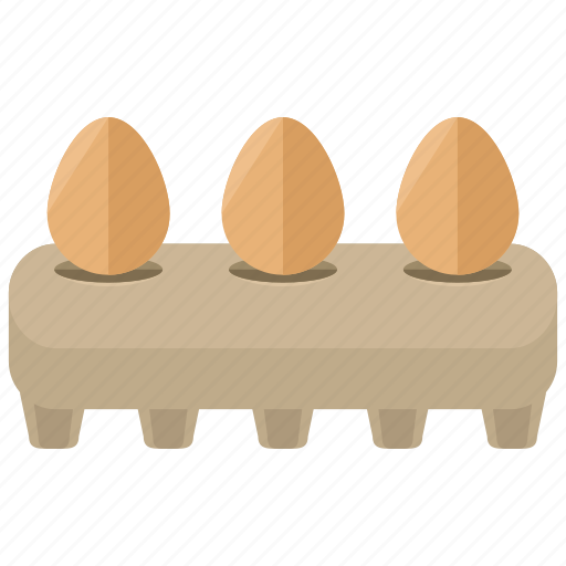 agriculture, eggs, farm, farming, food, market, sell icon