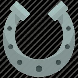 agriculture, farm, farming, horseshoe, shoe icon