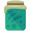 agriculture, farm, food, jar, pickle, sell icon